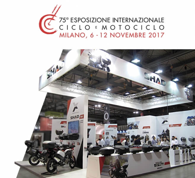 SHAD at the EICMA Salon 2017